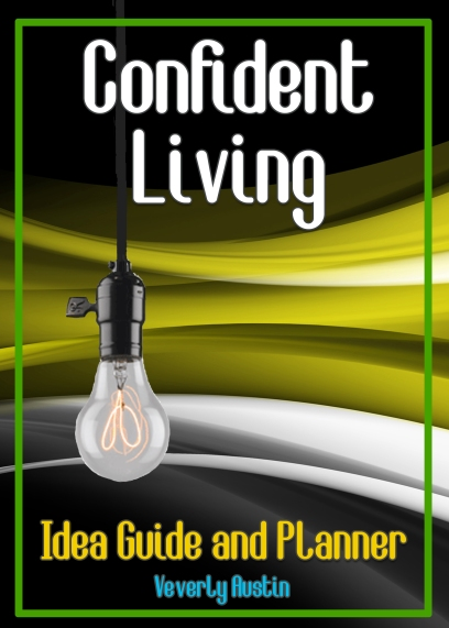Confident Living Idea Guide & Planer - Cover DRAFT-1